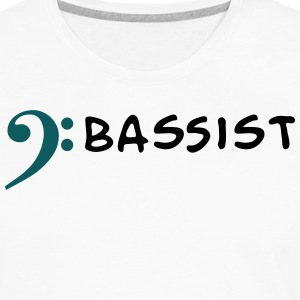 I play Bass - I am Bassist Women's T-Shirts - Men's Premium Long Sleeve T-Shirt