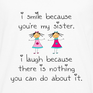 Sister Smile - Men's Premium Long Sleeve T-Shirt