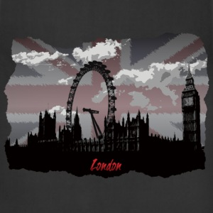 Black London - Adjustable Apron