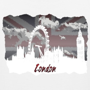 White London - Men's Premium Tank
