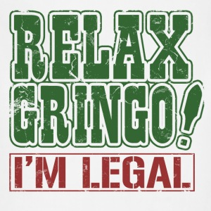 relax_gringo_im_legal T-Shirts - Adjustable Apron