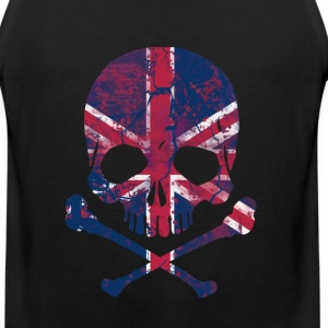 Union Jack - Jolly Roger - Men's Premium Tank