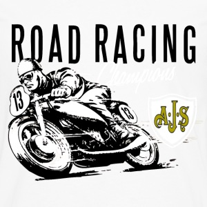 road racing T-Shirts - Men's Premium Long Sleeve T-Shirt