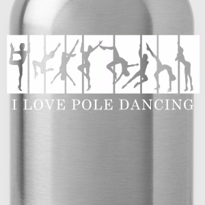 i_love_pole_dancing T-Shirts - Water Bottle