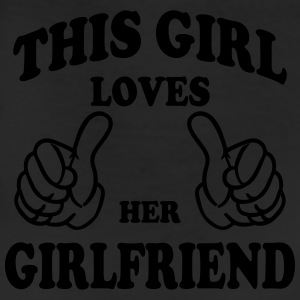 this girl loves her girlfriend Women's T-Shirts - Leggings