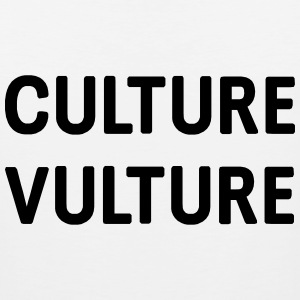 Culture Vulture T-Shirts - Men's Premium Tank