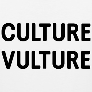 Culture Vulture Women's T-Shirts - Men's Premium Tank