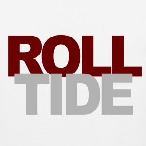 Alabama Crimson Tide Roll Tide Shirt - Men's Premium Tank