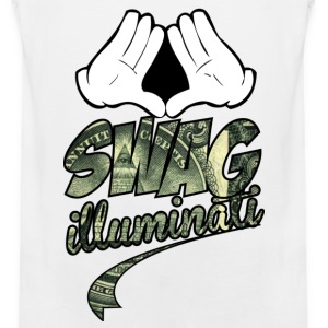 illuminati swag part two Women's T-Shirts - Men's Premium Tank