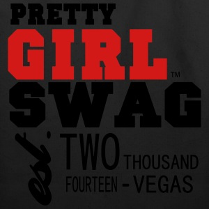 PRETTY GIRL SWAG- 2014 VEGAS - Eco-Friendly Cotton Tote