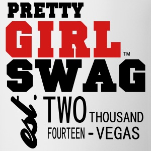 PRETTY GIRL SWAG- 2014 VEGAS - Coffee/Tea Mug