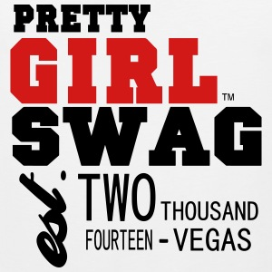 PRETTY GIRL SWAG- 2014 VEGAS - Men's Premium Tank