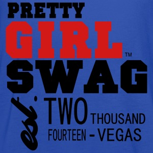 PRETTY GIRL SWAG- 2014 VEGAS - Women's Flowy Tank Top by Bella