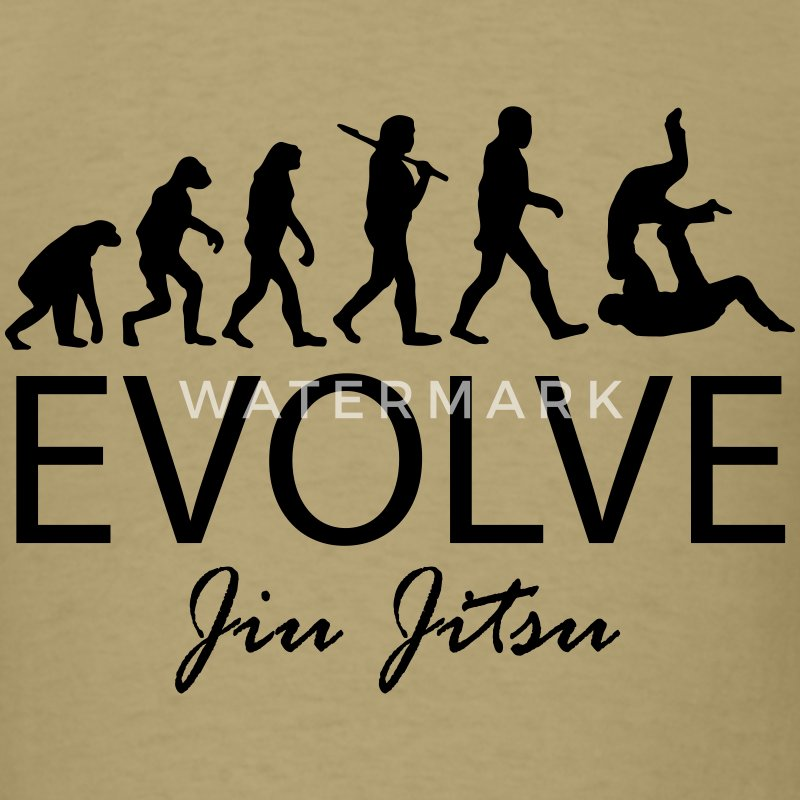 Evolve Jiu Jitsu T-Shirt - Men's T-Shirt