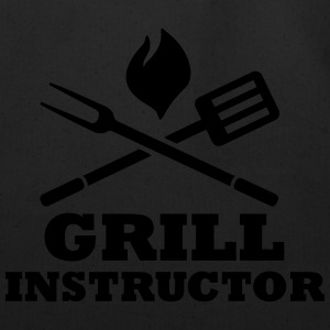 Grill Instructor Kids' Shirts - Eco-Friendly Cotton Tote