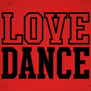 Love Dance Black Tanks - Baseball Cap