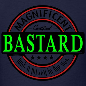 bastard Shirts - Men's T-Shirt