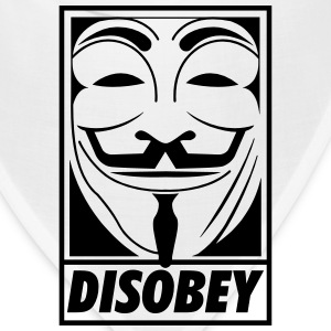 Disobey Women's T-Shirts - Bandana