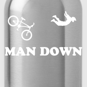 man_down_bmx T-Shirts - Water Bottle
