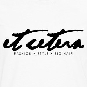ETC LOGO TEE Women's T-Shirts - Men's Premium Long Sleeve T-Shirt