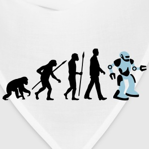 evolution_roboter_032014_a_2c T-Shirts - Bandana