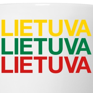 LITHUANIA - Coffee/Tea Mug