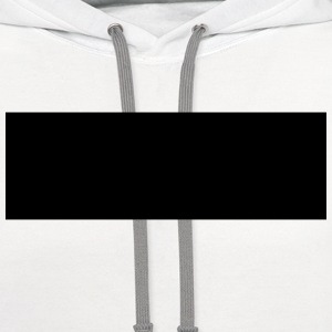 Rectangle T-Shirts - Contrast Hoodie