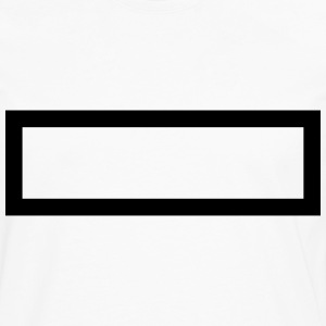 Rectangle T-Shirts - Men's Premium Long Sleeve T-Shirt