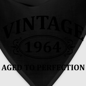 vintage 1956 aged to perfection Women's T-Shirts - Bandana