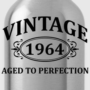vintage 1956 aged to perfection Women's T-Shirts - Water Bottle