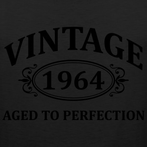 vintage 1956 aged to perfection Women's T-Shirts - Men's Premium Tank