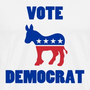 Vote Democrat - Men's Premium T-Shirt