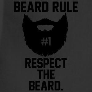 Beard Rules T-Shirts - Adjustable Apron