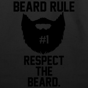 Beard Rules T-Shirts - Eco-Friendly Cotton Tote