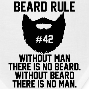 Beard Rules T-Shirts - Bandana