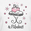 Fabulous 50 T-Shirt - Women's T-Shirt