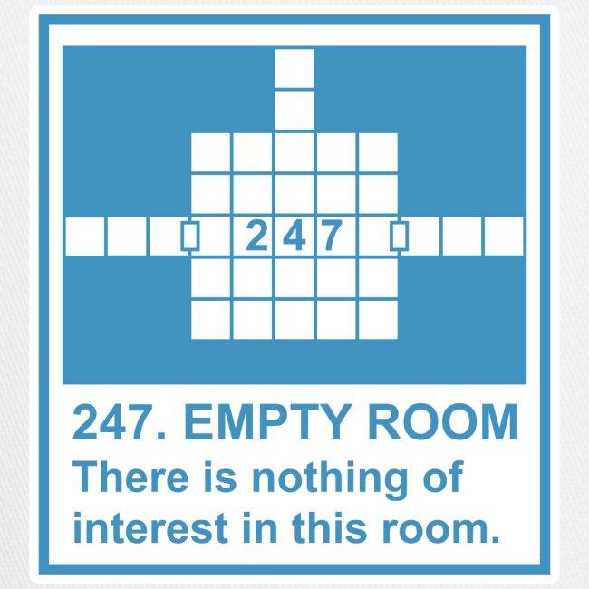 247. EMPTY ROOM