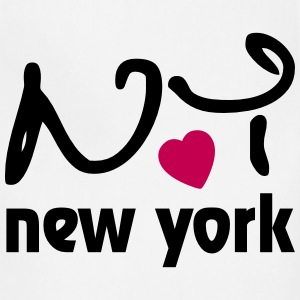 New York / NY / NYC / I love New York Kids' Shirts - Adjustable Apron