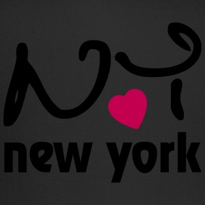 New York / NY / NYC / I love New York Zip Hoodies & Jackets - Trucker Cap