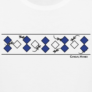 Lizards & Diamonds - Cancun - Men's Premium Tank