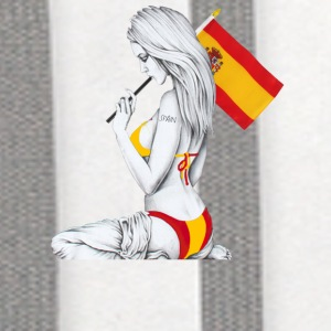 spain by killakam Bottles & Mugs - Contrast Hoodie