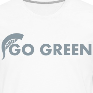 Go Green Kids' Shirts - Men's Premium Long Sleeve T-Shirt