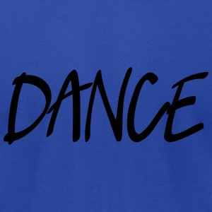 Dance  Tanks - Men's T-Shirt by American Apparel