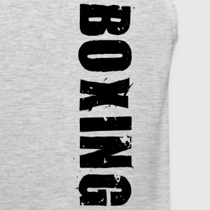 Boxing T-Shirts - Men's Premium Tank