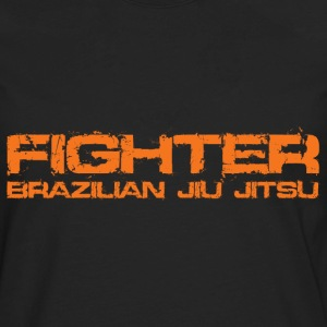 BJJ Fighter Hoodies - Men's Premium Long Sleeve T-Shirt