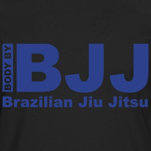 Body by BJJ T-Shirts - Men's Premium Long Sleeve T-Shirt