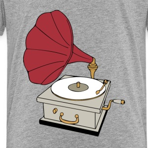 Phonograph Sweatshirts - Toddler Premium T-Shirt