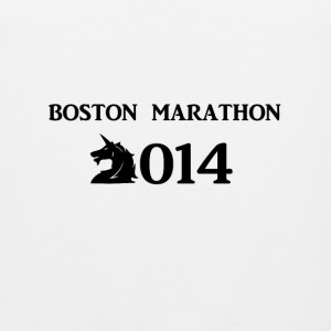 Boston Marathone 2014 Bottles & Mugs - Men's Premium Tank