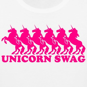 Unicorn Swag (1 Color) T-Shirts - Men's Premium Tank