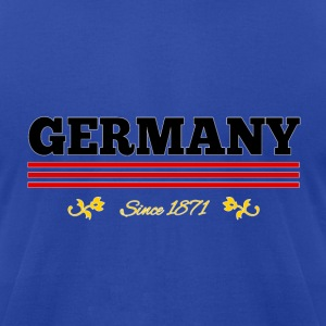 Vintage GERMANY since 1871 - Men's T-Shirt by American Apparel